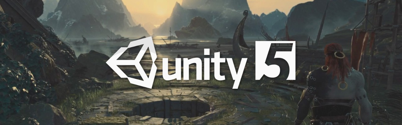 Unity 5 has been released