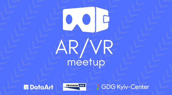 AR/VR tech talk