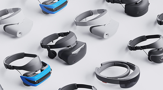 best VR headset for software development