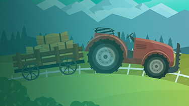Mobile gamification solution for farm management