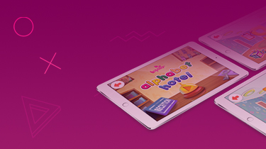 Hopster's Alphabet Hotel - mobile gamification app for kids