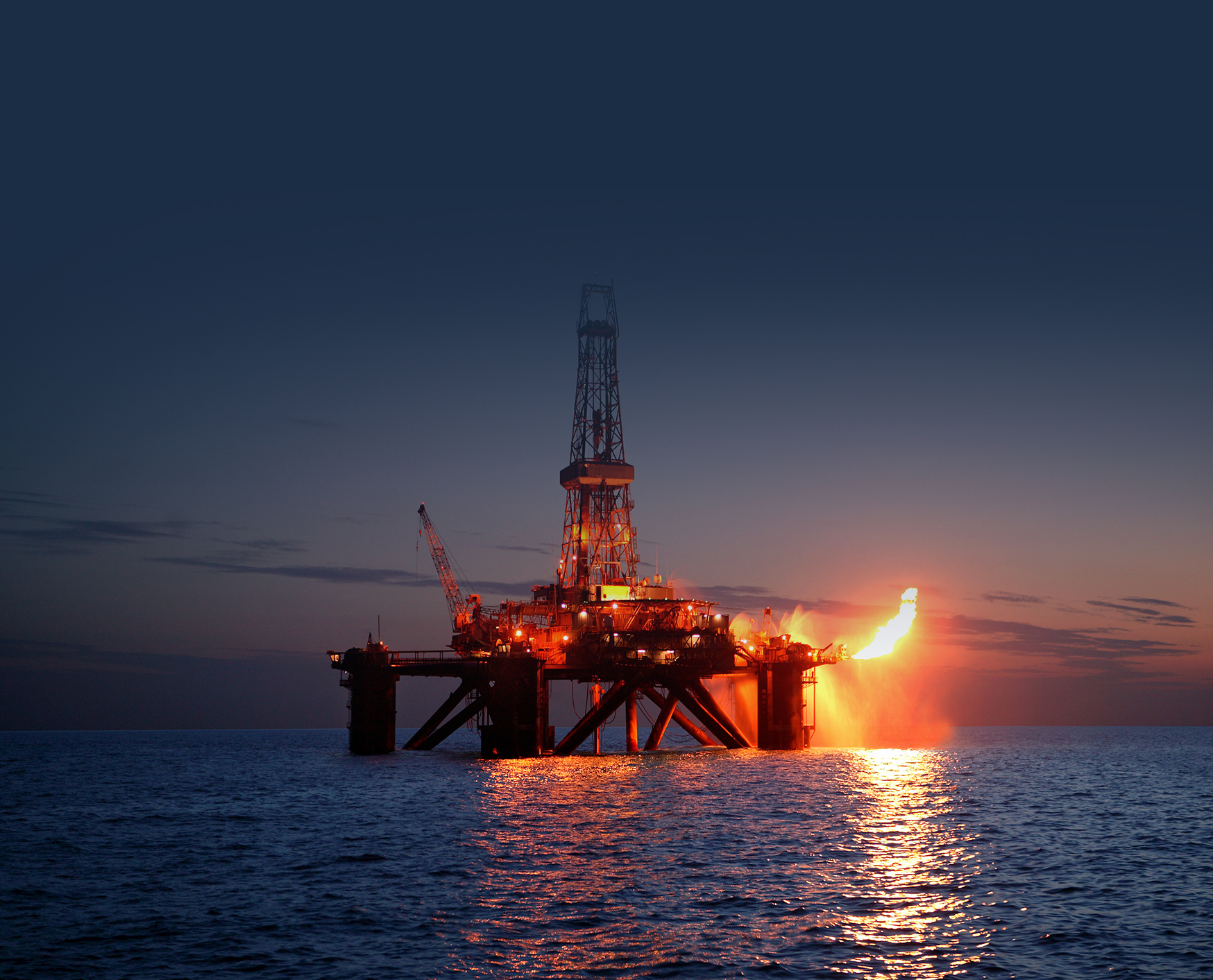 Oil Platform Simulation App - Energy, Oil & Gas Software Case Study