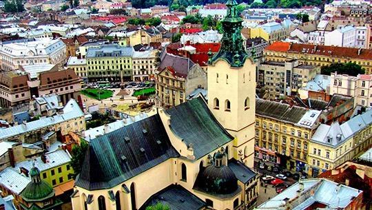 Lviv IT tour