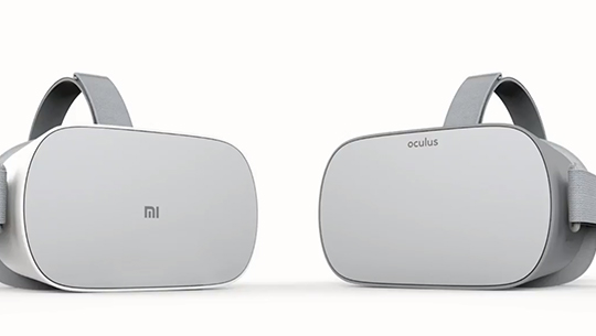 Oculus and HTC