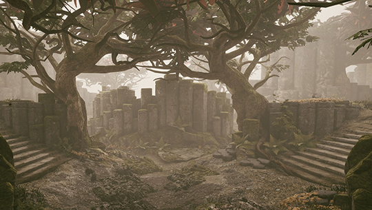 Unreal development