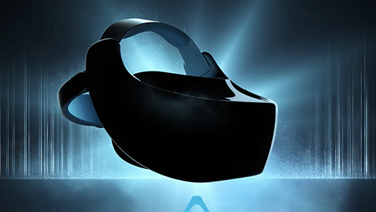 HTC Vive Focus overview and development