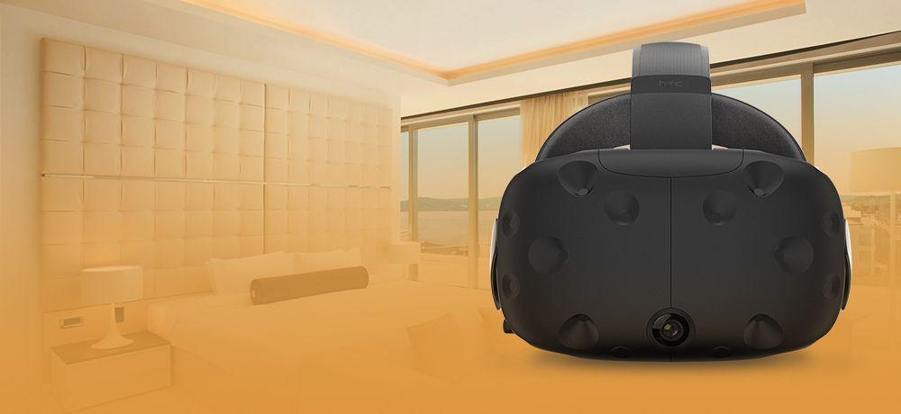 VR hotel