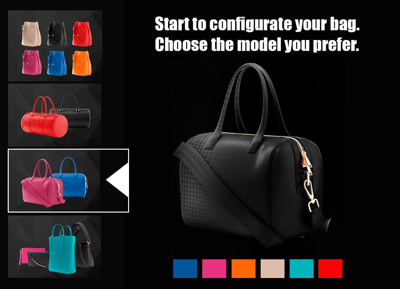 Bag configurator