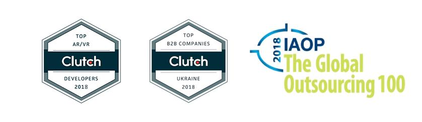 clutch top b2b services providers of Ukraine global outsourcing