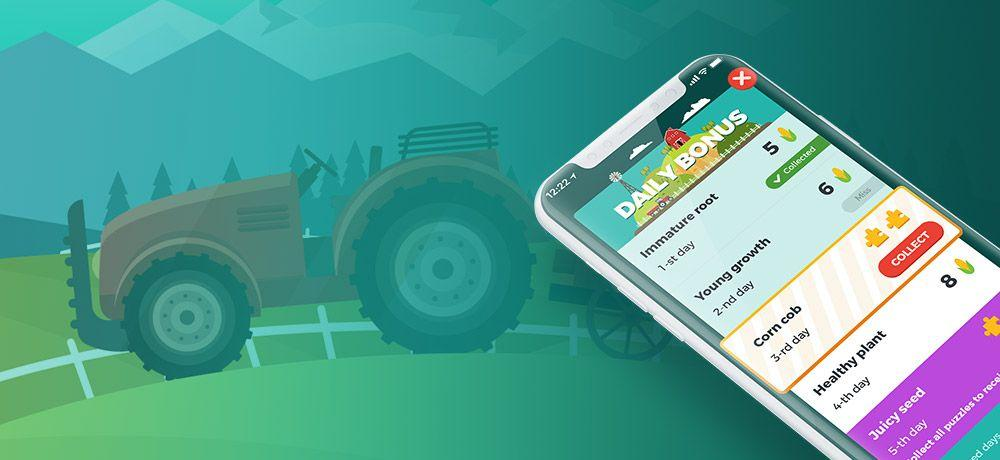 farm management system gamification example